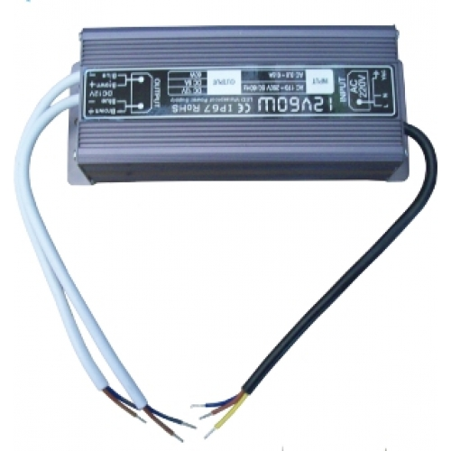 Mr16 Led Transformer Bunnings: Power Supply/ Transformer 12V/60W/ 5 A For LED Strip And